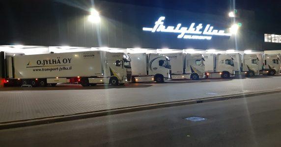 freightline terminaali